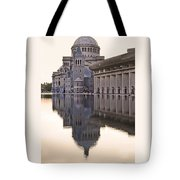 First Church Of Christ Scientist Boston Tote Bag