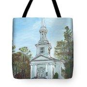 First Church Sandwich Ma Tote Bag