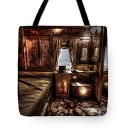 First Class Sleeper Tote Bag