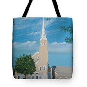 First Congregational Church Tote Bag