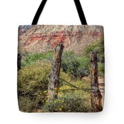 First Creek Tote Bag