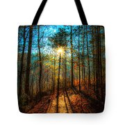 First Day In Heaven Tote Bag