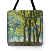 First Day Of Autumn Tote Bag
