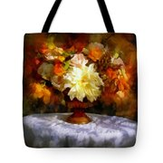 First Day Of Autumn - Still Life Tote Bag