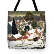 First Fall Tote Bag by Eric Hains