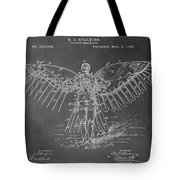 First Flying Machine Tote Bag