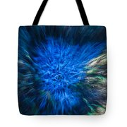 First Frost-5 Tote Bag
