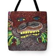 First Jungle Tote Bag