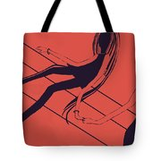 First Love   Number 12 Tote Bag