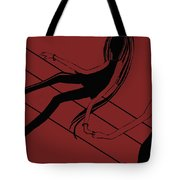 First Love   Number 15 Tote Bag
