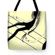 First Love   Number 3 Tote Bag