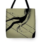 First Love   Number 5 Tote Bag