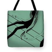 First Love   Number 8 Tote Bag