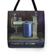 First Messenger Tote Bag by Laurie Perry