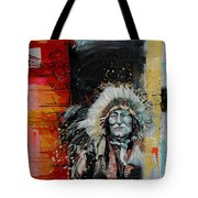 First Nations 11 Tote Bag