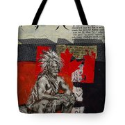 First Nations 14 Tote Bag