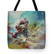 First Nations 20 Tote Bag