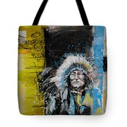 First Nations 33 Tote Bag