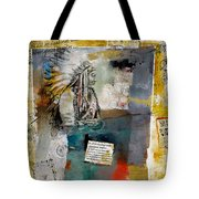 First Nations 34 Tote Bag