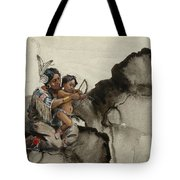 First Nations 38 Tote Bag