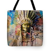 First Nations 6 Tote Bag