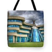First Nations University Of Canada Tote Bag