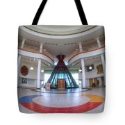 First Nations University Of Canada Interior Tote Bag