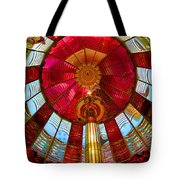 First Order Fresnel Lens Tote Bag