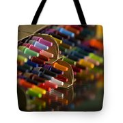 First Palette Tote Bag