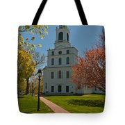 First Parish Church  Tote Bag