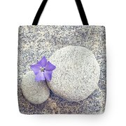 First Periwinkle  Tote Bag