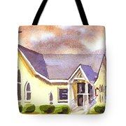 First Presbyterian Church Ironton Missouri Tote Bag