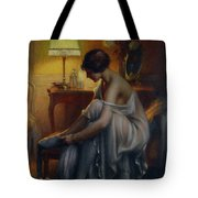 First Primers Tote Bag by Delphin Enjolras