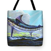 First Run 00102 Tote Bag by Carey Chen