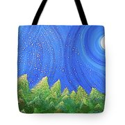 First Snow By Jrr Tote Bag