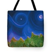 First Star Wish By Jrr Tote Bag by First Star Art