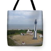 First State Landing  Lighthouse Tote Bag