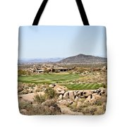 First Tee Tote Bag
