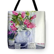 First Three Hour Paint Challenge Tote Bag