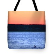 First To Sea Tote Bag
