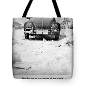 First To The Bottom Tote Bag