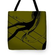 First Touch  Number 2 Tote Bag