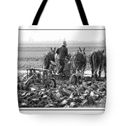 First Turn Tote Bag