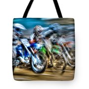 First Turn In Sight Tote Bag