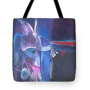 First Unencumbered Flight Tote Bag