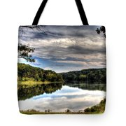 First View Tote Bag