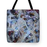 First We Take Manhattan Tote Bag