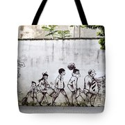 First World Third World Tote Bag