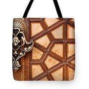Firuz Aga Mosque Door 03 Tote Bag