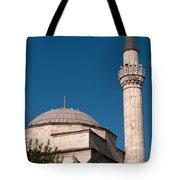 Firuz Aga Mosque Tote Bag